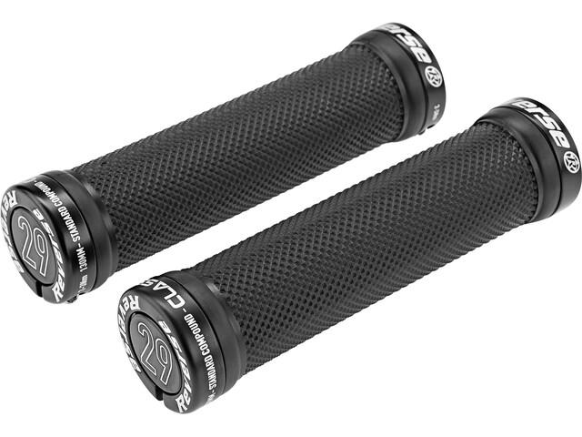 Reverse Lock-On Grips black